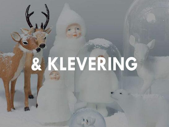 & Klevering